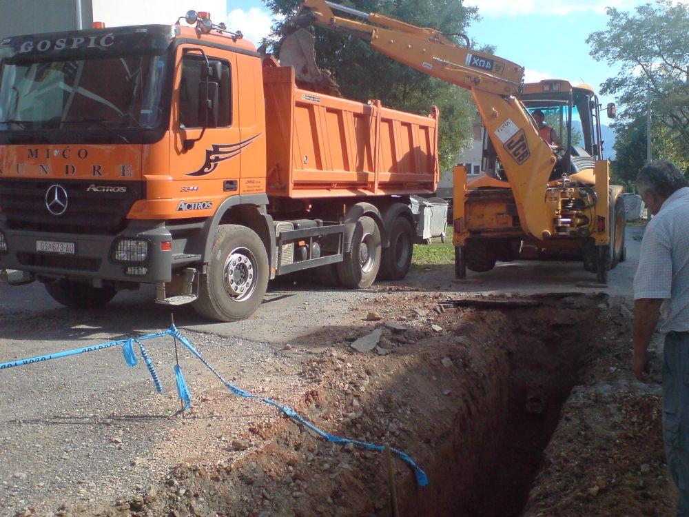 Brioni obnova infrastrukture
