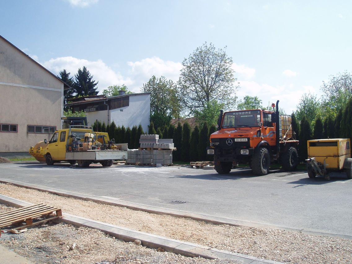 Rekonstrukcija ulice I.Bana Karlovića